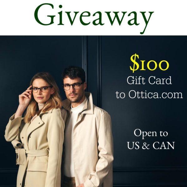 MamatheFox promote my $100 Ottica.com Giveaway! ~ Ends 9/3 @MamatheFox