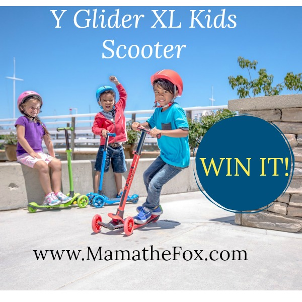 Y Volution Scooter Giveaway 12/22