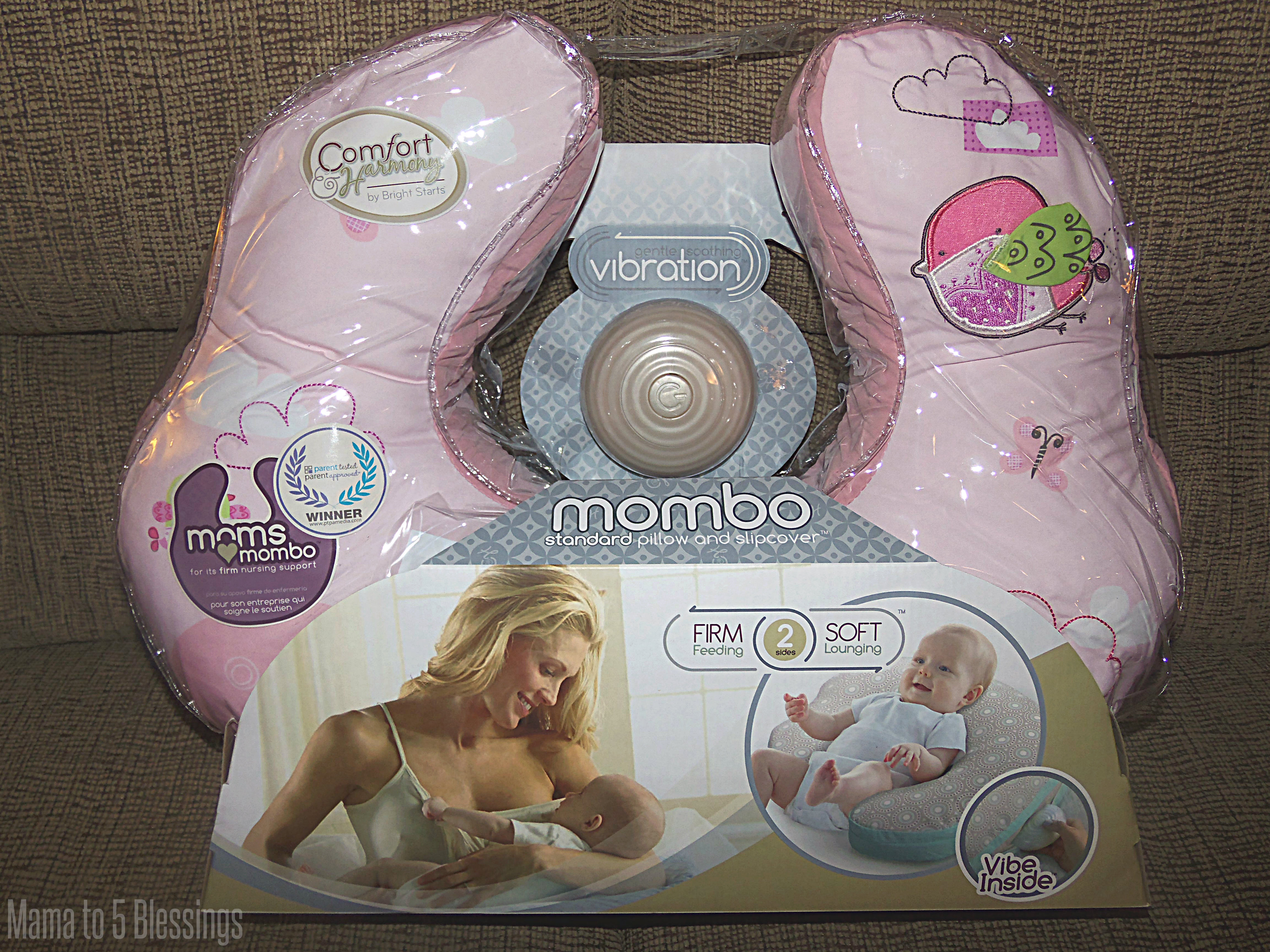 Feed Baby In Comfort With The Mombo Nursing Pillow Review