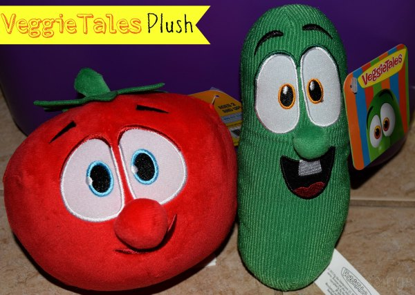 Veggietales Larry And Bob Plush Toys