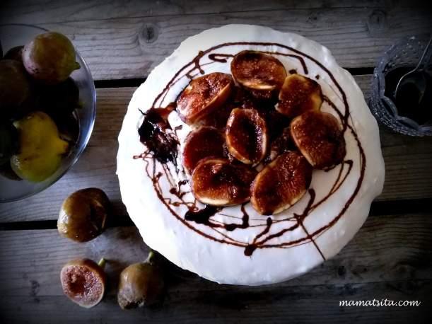 cheesecake σύκο