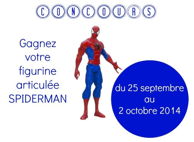 concours-spiderman