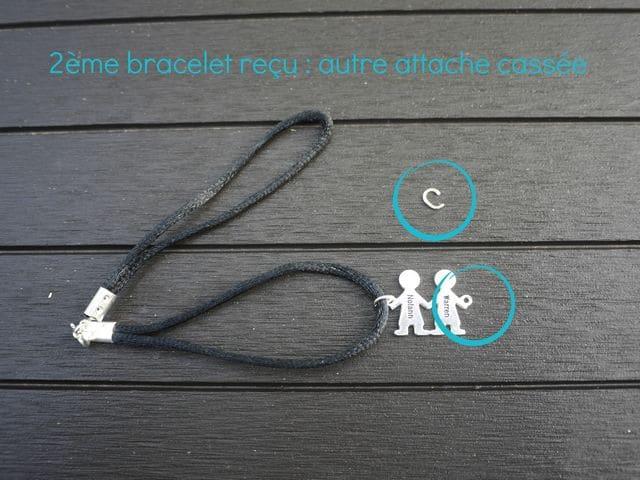 avis bracelet mon collier prenom