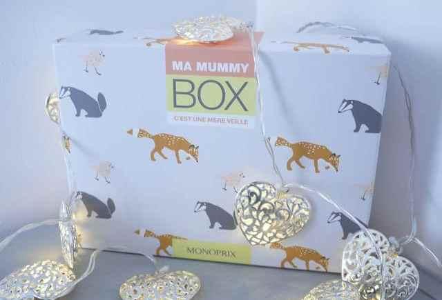 Gagnez votre Mummy Box de Monoprix