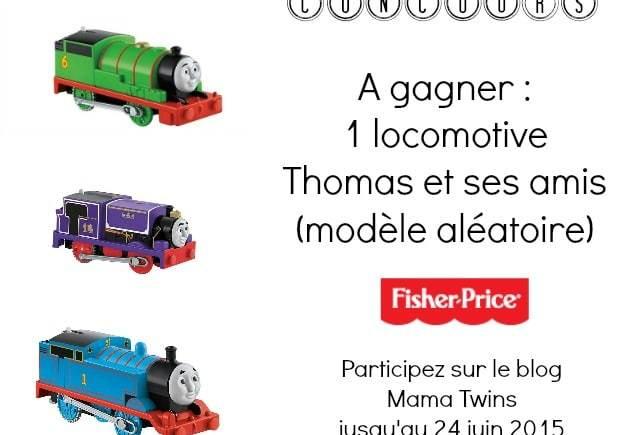 """""""Thomas et ses amis"""" débarquent chez Fisher-Price"""