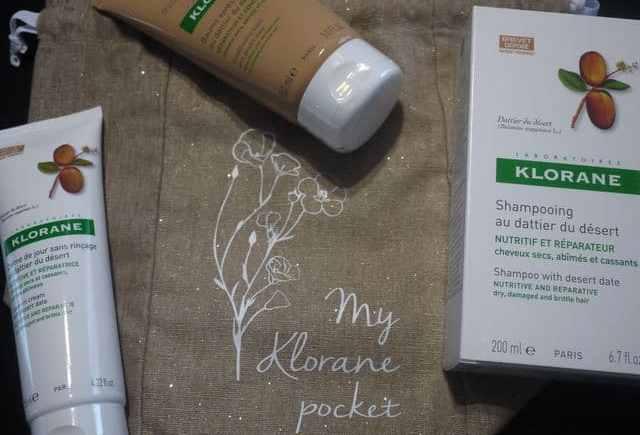 Klorane, la gamme dattier du désert