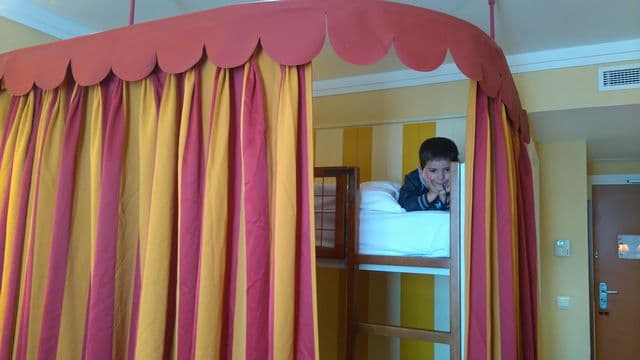 Avis hôtel Magic Circus à Disneyland Paris