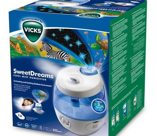 Humidificateur Sweetdreams de Vicks