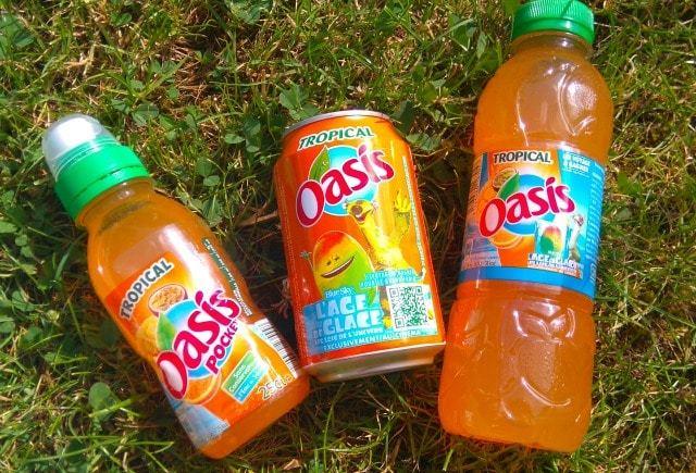 Oasis x l'Age de Glace #BEFRUIZZ