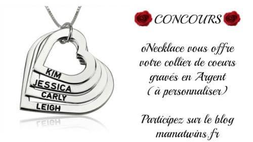 Les bijoux oNecklace
