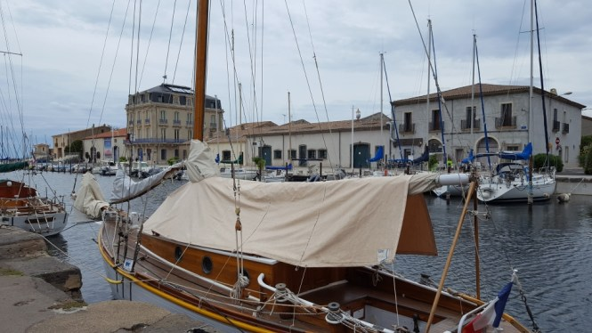 camping Téorix à Marseillan Plage