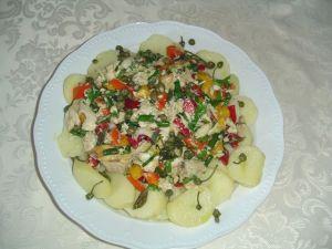 πατατες-σαλατα-βραστο-ψαρι