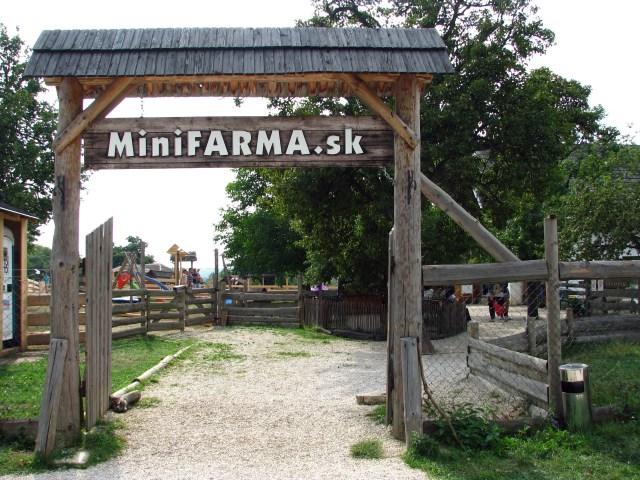 vstup MiniFARMA Lubina