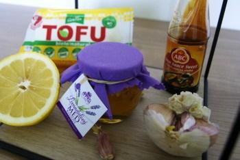 tofu v marinade