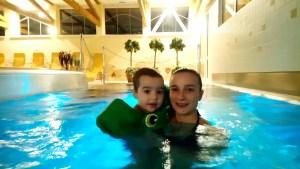 plavanie s detmi