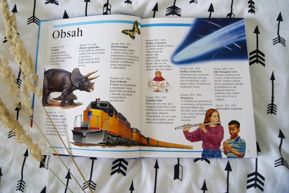 detska encyklopedia obsah