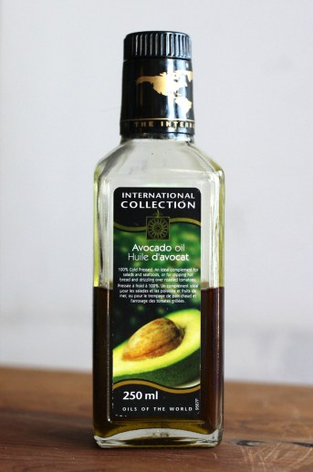 Make sure your avocado oil is cold-pressed and not the avocado oil that is for high heat cooking. I am still on the hunt for a bottle of organic cold-pressed avocado oil.