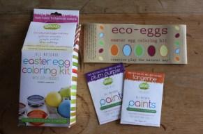 eco-colouring kits