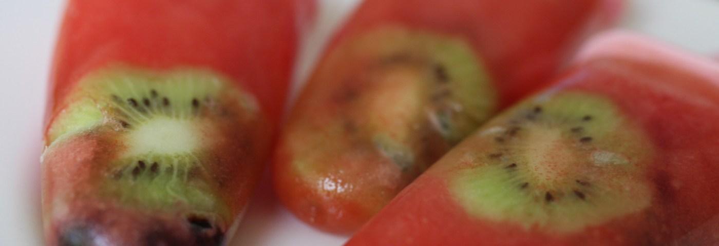 watermelon fruit popsicles