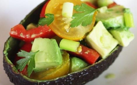 avocado bowls