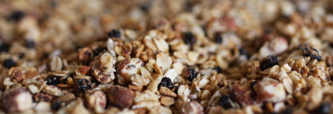 traditional granola