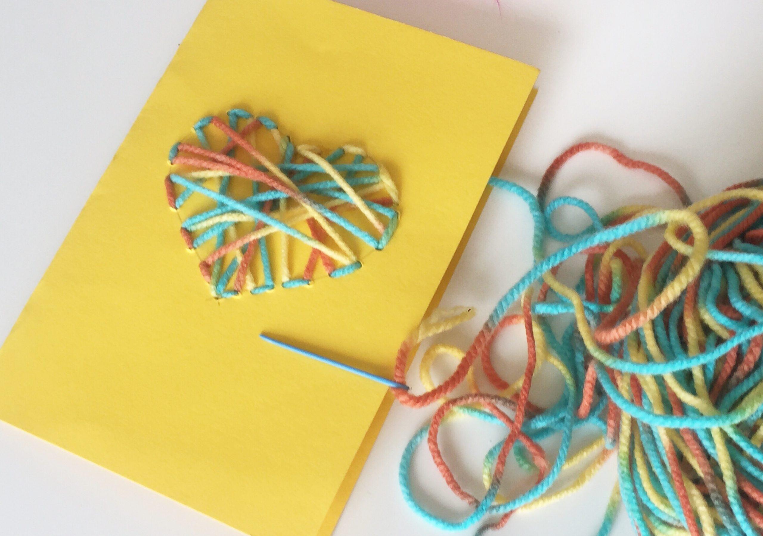 tarjeta regalo DIY