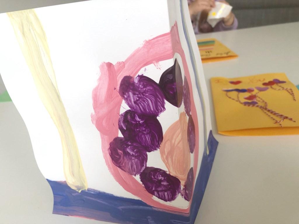 tarjetas con dibujos de los niños