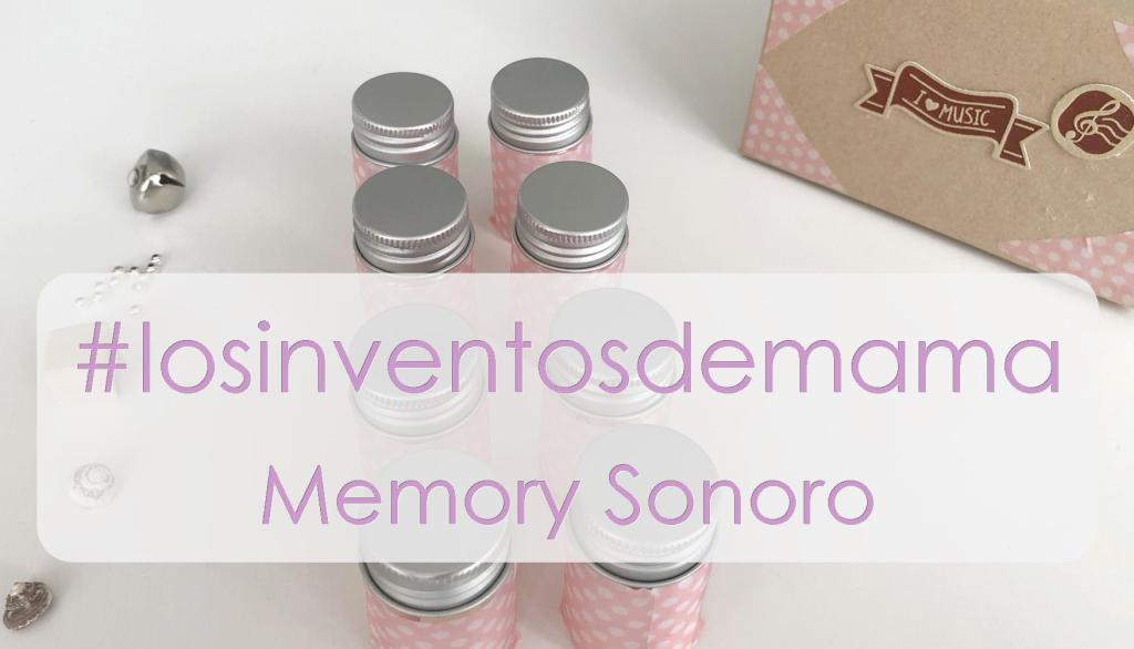 MEMORY DE SONIDOS