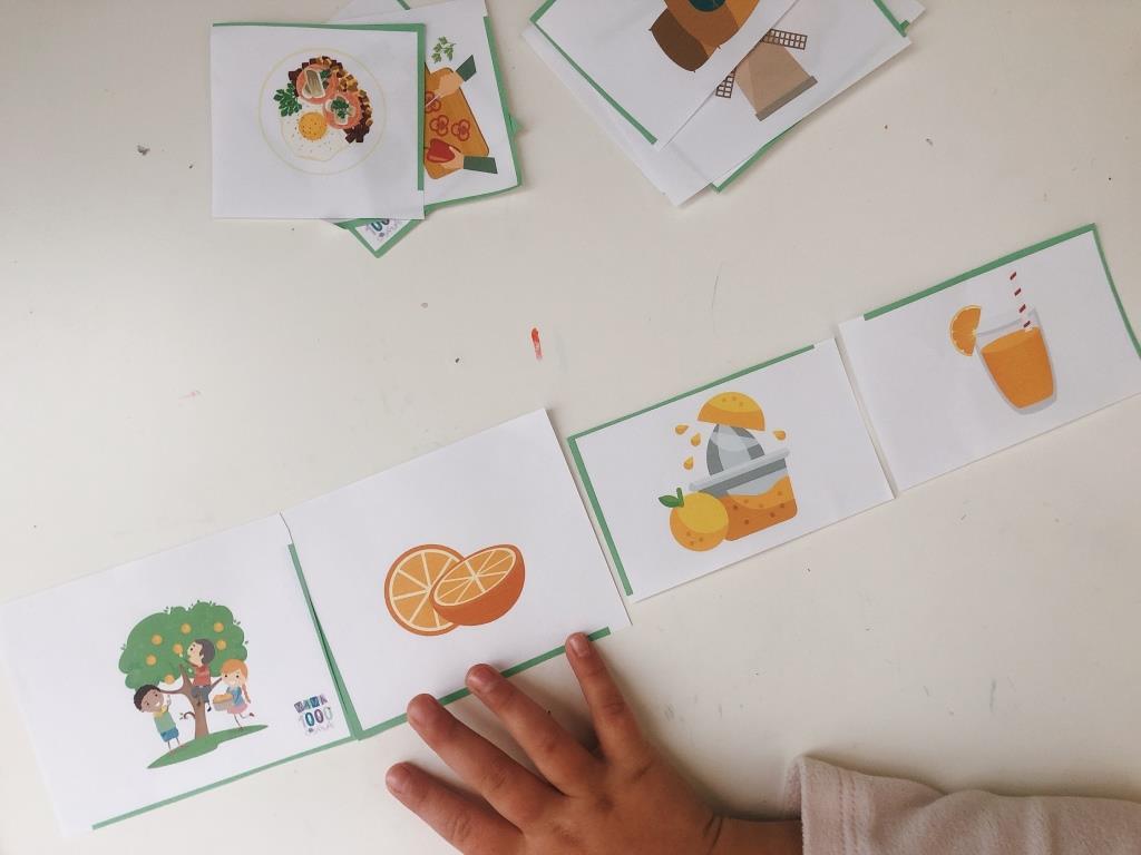actividades pensamiento logico infantil