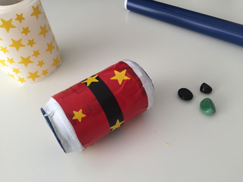 como hacer instrumentos con material reciclado