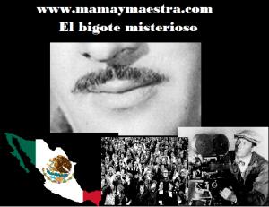 Miércoles Mudo: El bigote misterioso