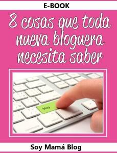 Reseña: 8 cosas que toda nueva bloguera necesita saber [ebook]