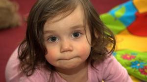Mi hija se niega a dejar el pañal