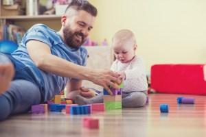 Yo no quiero que mi esposo me ayude con los niños
