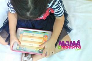 Leo con Grin, app para aprender a leer y escribir