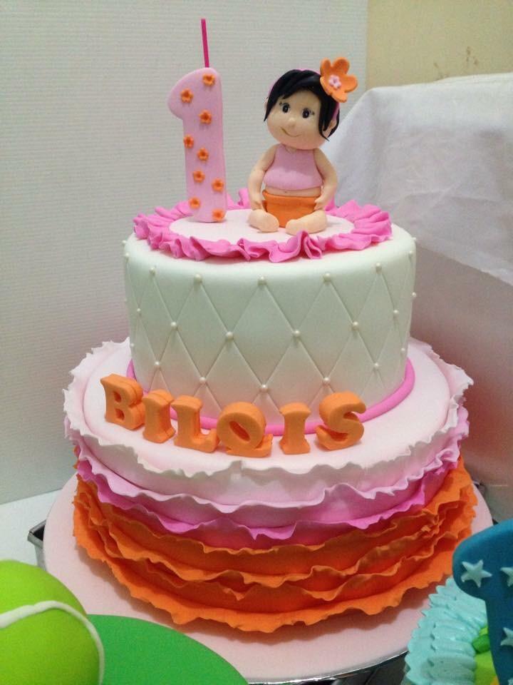 First Bday Cake Mamayo