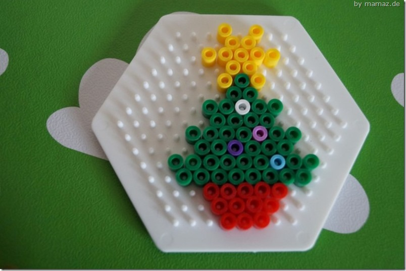 Bgelperlen Vorlagen fr Weihnachten  MamaZ