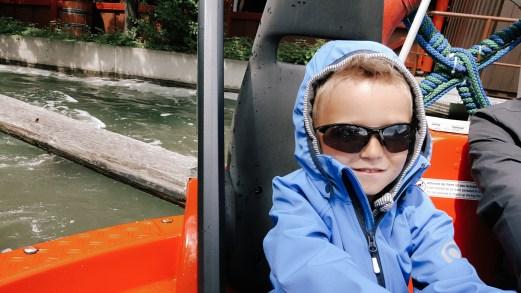 Rafting mit Reima
