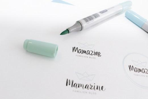mamazine CI