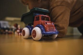 Spielzimmer im Kinderhotel Dachsteinkönig