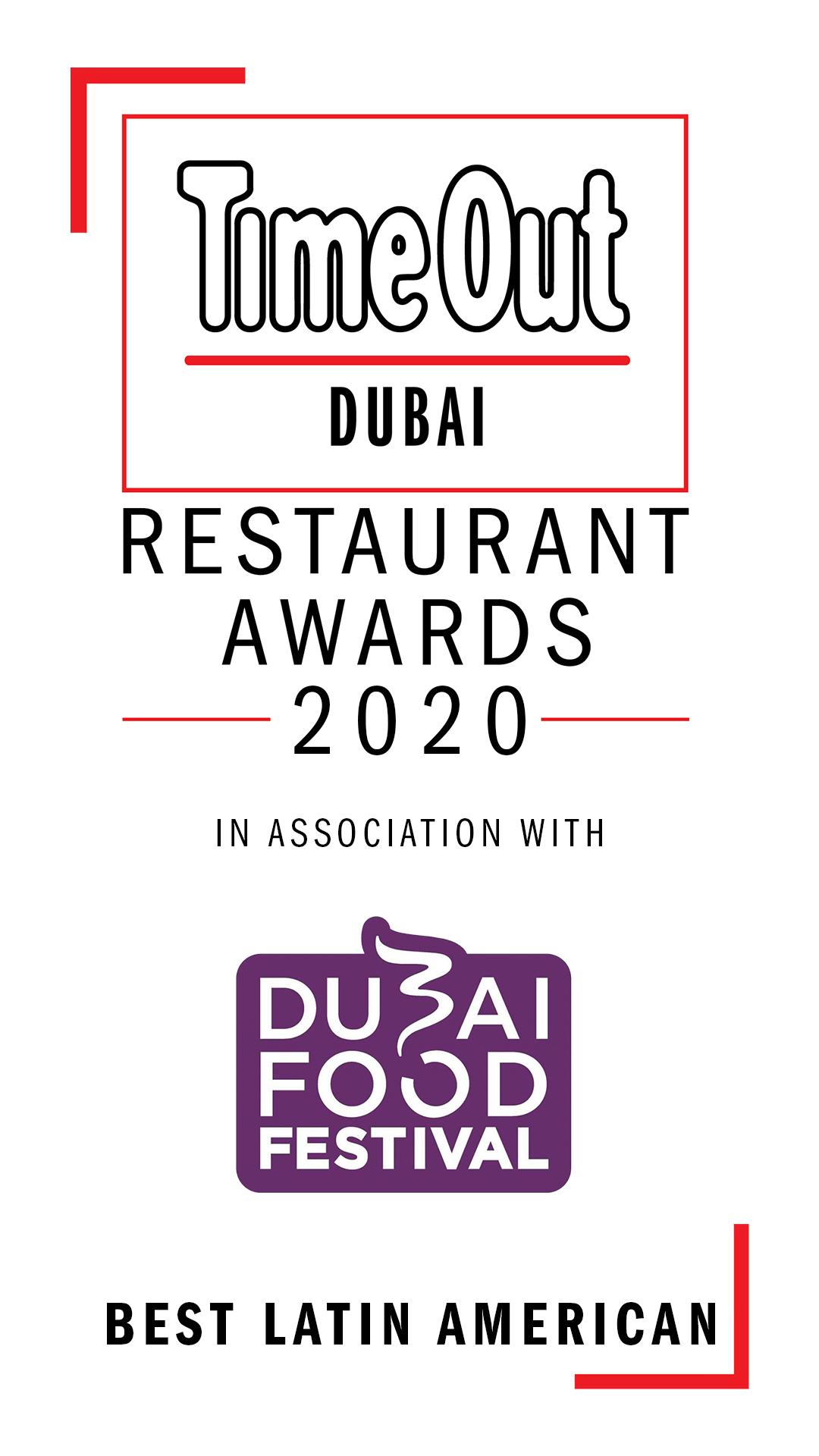 award timeout Dubai 2020