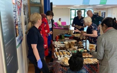 Final Wexham Park Cake Sale (June 2019)