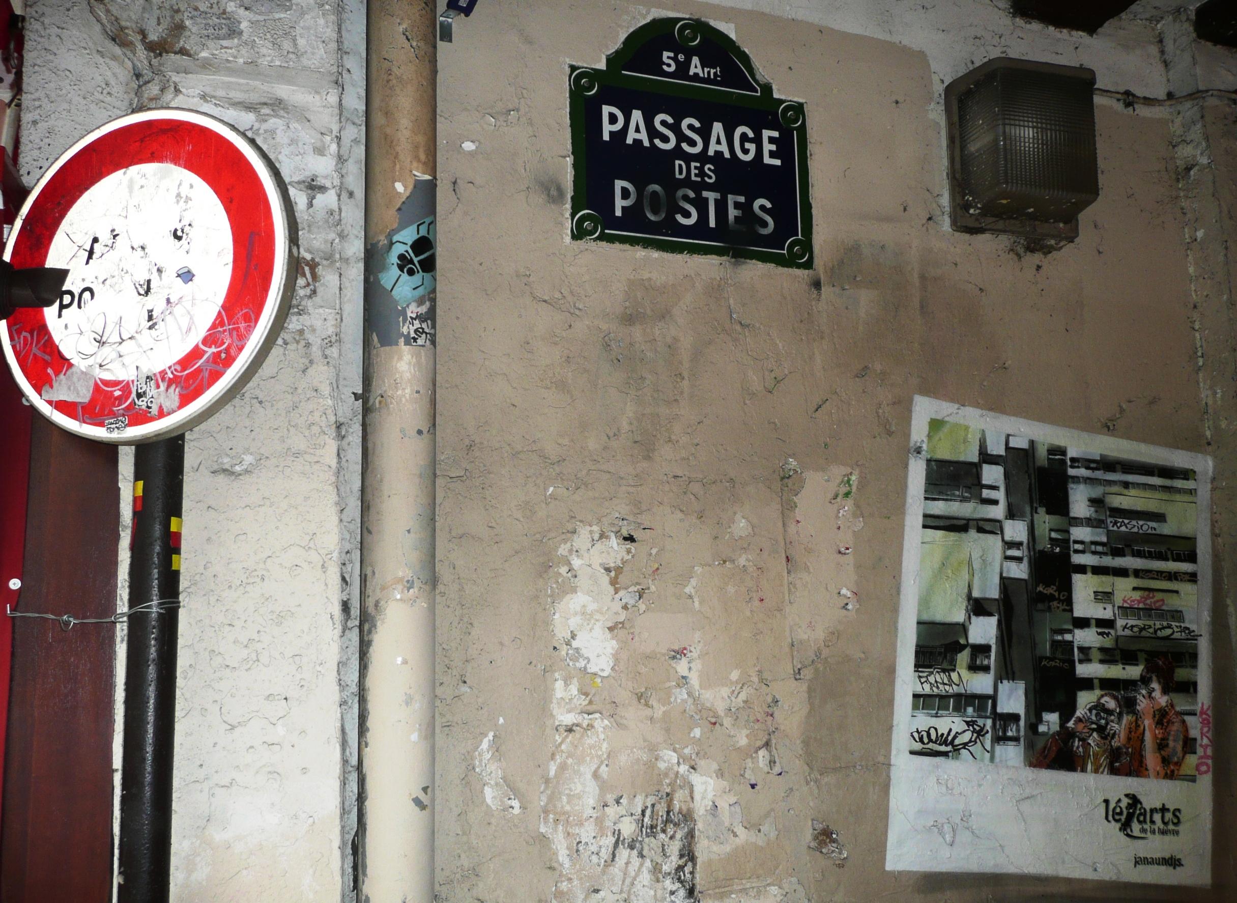 arte na rua de paris 2 - photo by mamcasz
