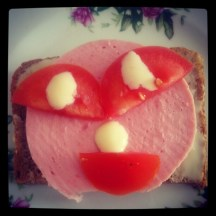 Good morning sandwich