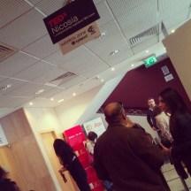 At #TEDxNicosia