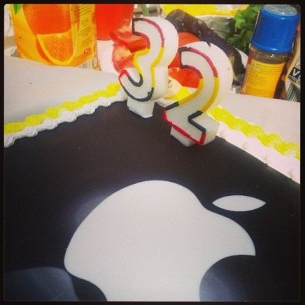 32-bit Apple