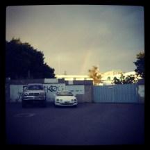 Limassol rainbow