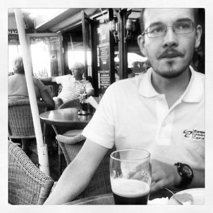 The Guinness guy
