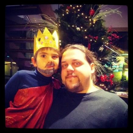 Raising kings