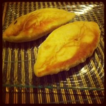Cabbage pies